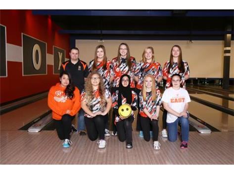 Girls Bowling - JV & V