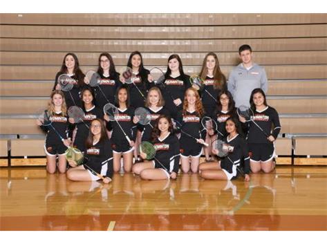 Varsity Badminton