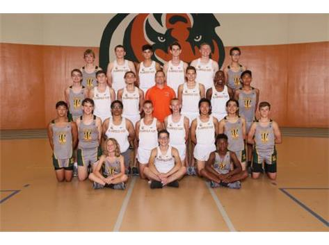 Boys JV/V Cross Country