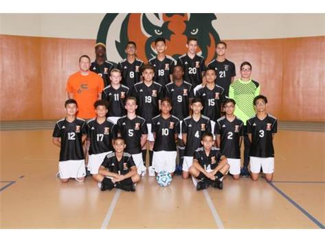 Boys Freshman Soccer