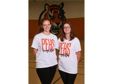 Dance Coaches Julie Rotondi, Jaclyn Quinn