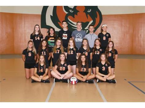 Girls Sophomore Volleyball