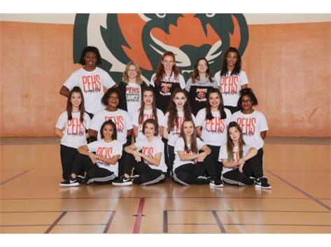 JV Dance Team