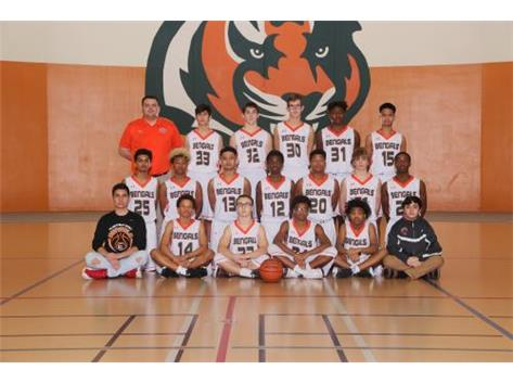 Freshman Boys Basketball Team
