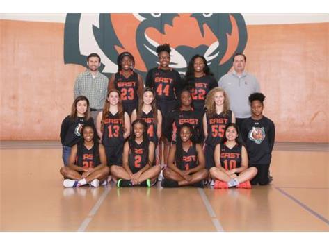 Varsity Girls Basketball Team