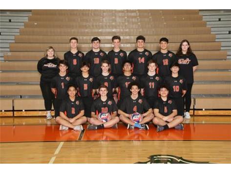 Boys JV Volleyball