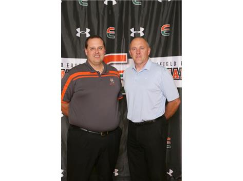 Athletic Director-Paul Raspolich