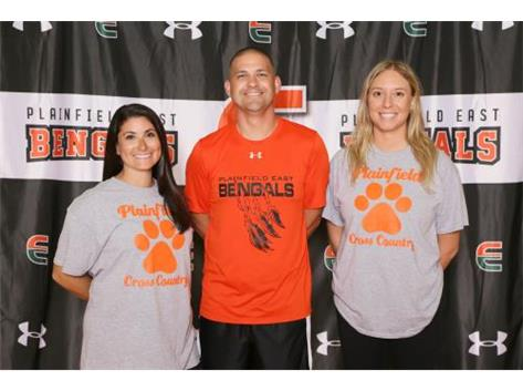 Boys & Girls Cross Country Coaches