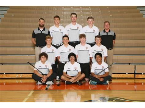 Boys Varsity Golf Team