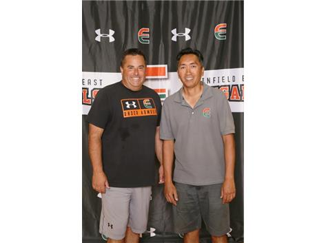 Girls Tennis Coaches