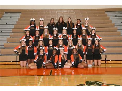 Fall Varsity Cheerleading