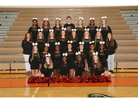 Fall JV Cheerleading