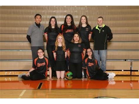 JV & Varsity Girls Bowling