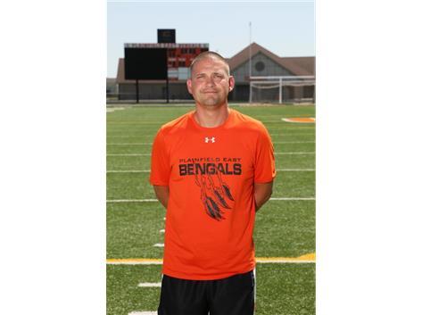 Coach Matt Johnson