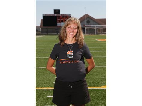 Coach Cari Mills