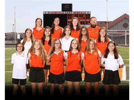 Girls JV/V Golf Team
