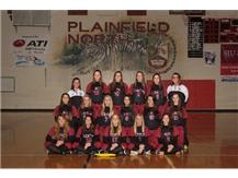 2014 Varsity Softball Team
