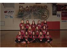 2014 Girls JV Softball Team