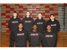 2014 Boys Track Seniors