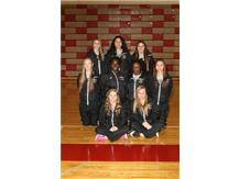 2014 PNHS Girls Track & Field Seniors