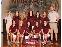 2014 GIRLS GOLF TEAM