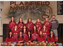2014 Girls JV Tennis