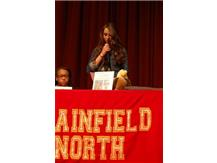 Maddie Zyburt makes her National Signing day speech!