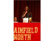 Maddie Zyburt 2014 National Signing Day Speech