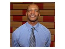 Head Girls Basketball Coach Reggie Lemon
