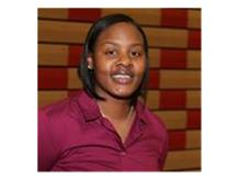 Assistant Girls Basketball Coach Tiawana Pringle.