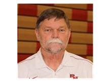 Freshmen Girls Basketball Coach Brad Klett