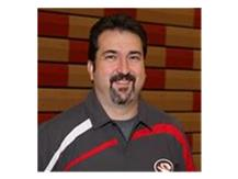 Head Boys Bowling Coach Brian Dunn.