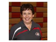 Assistant Boys Bowling Coach Nancy Kolb-Puglisi