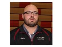 Assistant Wrestling Coach Bob Mattingly.
