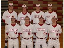 2015 Varsity Baseball Seniors