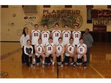 2015 Varsity Boys Volleyball