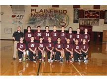 2015 Freshman Boys Volleyball