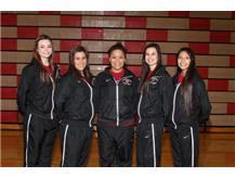 2015 Girls Track & Field Seniors