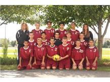 2015 Freshman Boys Soccer
