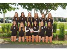 2015 JV Girls Volleyball