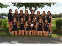 2015 Sophomore Girls Volleyball
