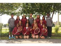2015 JV Girls Tennis