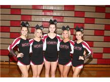 2015-16 Competitive Cheer Seniors