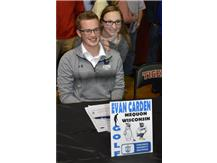 National Signing Day Evan Carden - Concordia -Golf
