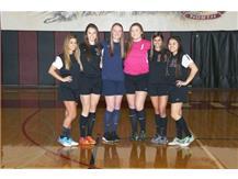 2017 Varsity Girls Soccer Seniors
