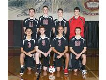 2017 JV Boys Volleyball