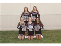 2017-18 Varsity Fall Dance Seniors