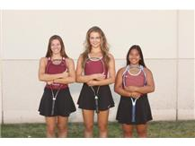 2017-18 Girls Tennis Seniors