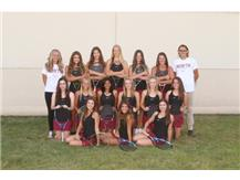 2017-18 JV Girls Tennis
