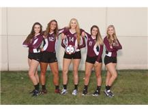 2017-18 Varsity Girls Volleyball Seniors